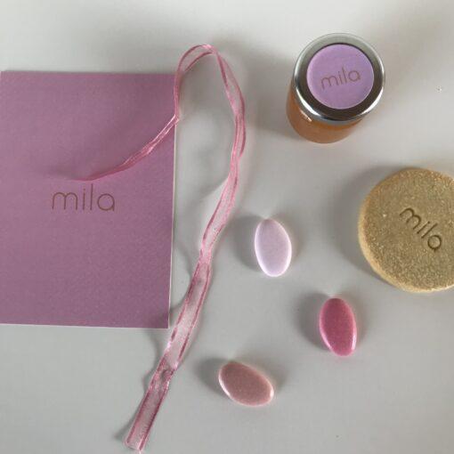 Koekstempel naam mila