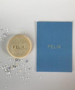 Koekstempel naam felix